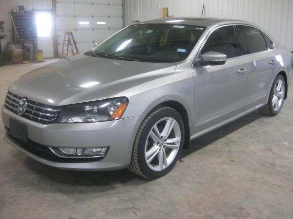 Photo 2014 VW PASSAT TDI - $10700 (Johnsonville)