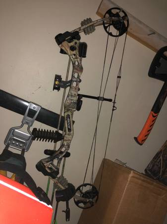 Photo Bear Apprentice 2 - Youth Bow - $175 (Carbondale)