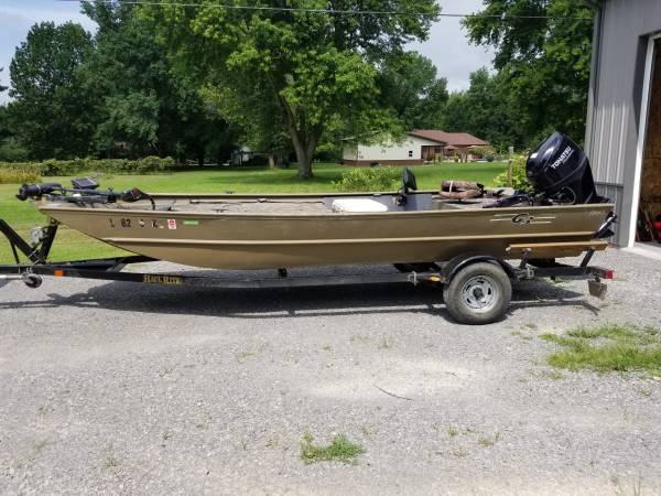Photo G3 1860 jon boat - $13500 (Murphysboro)