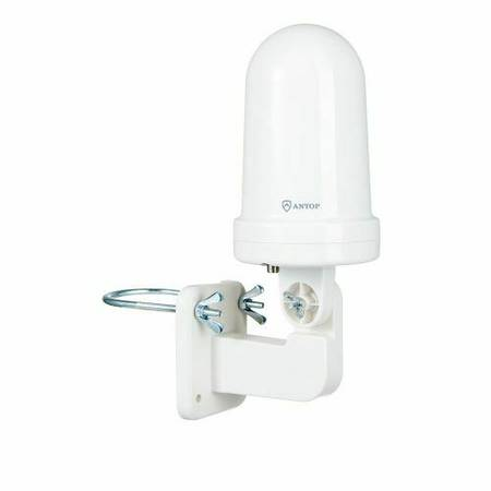 Photo HD - TV Antenna with Built-in 4G LTE Filter 3040 Mile ANTOP AT-416B - $35 (4.8 miles North of Route 3  Hwy 154 Intersection on Rt 3.)