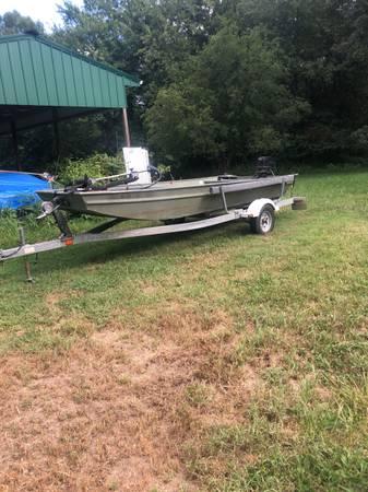 Photo Jon Boat for sale - $1,700 (Logan)