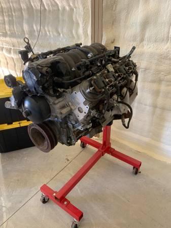 Photo LS1 5.7L Motor  Accessories - $1200 (Mount Vernon, IL)