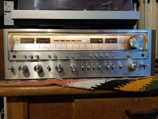 Photo Pioneer SX-1280 - $1700 (Carbondale)