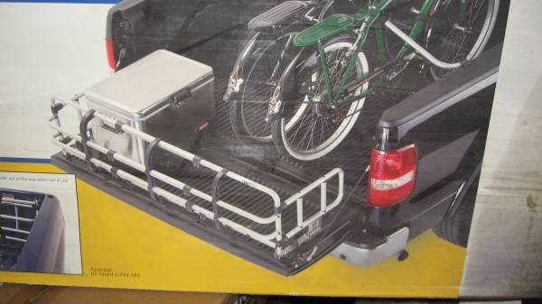 Photo Truck Bed Extender - $100 (Airport area)