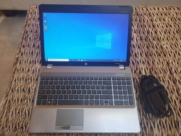 Photo Windows 10 HP ProBook 4530s Laptop - 3.5 Hour Battery Web Camera - $200 (Creve Coeur)
