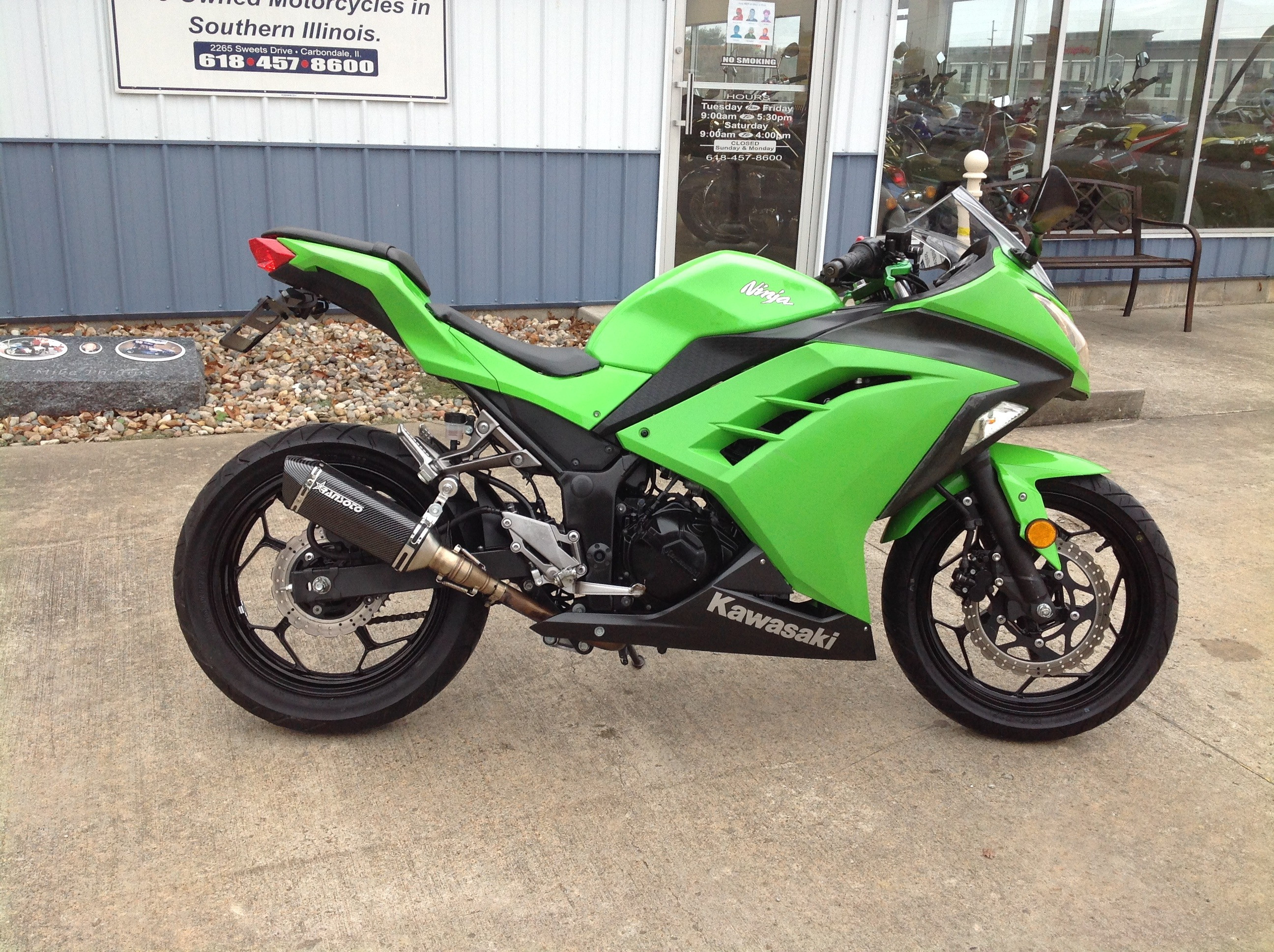 Photo 2015 Kawasaki NINJA 300 $3895