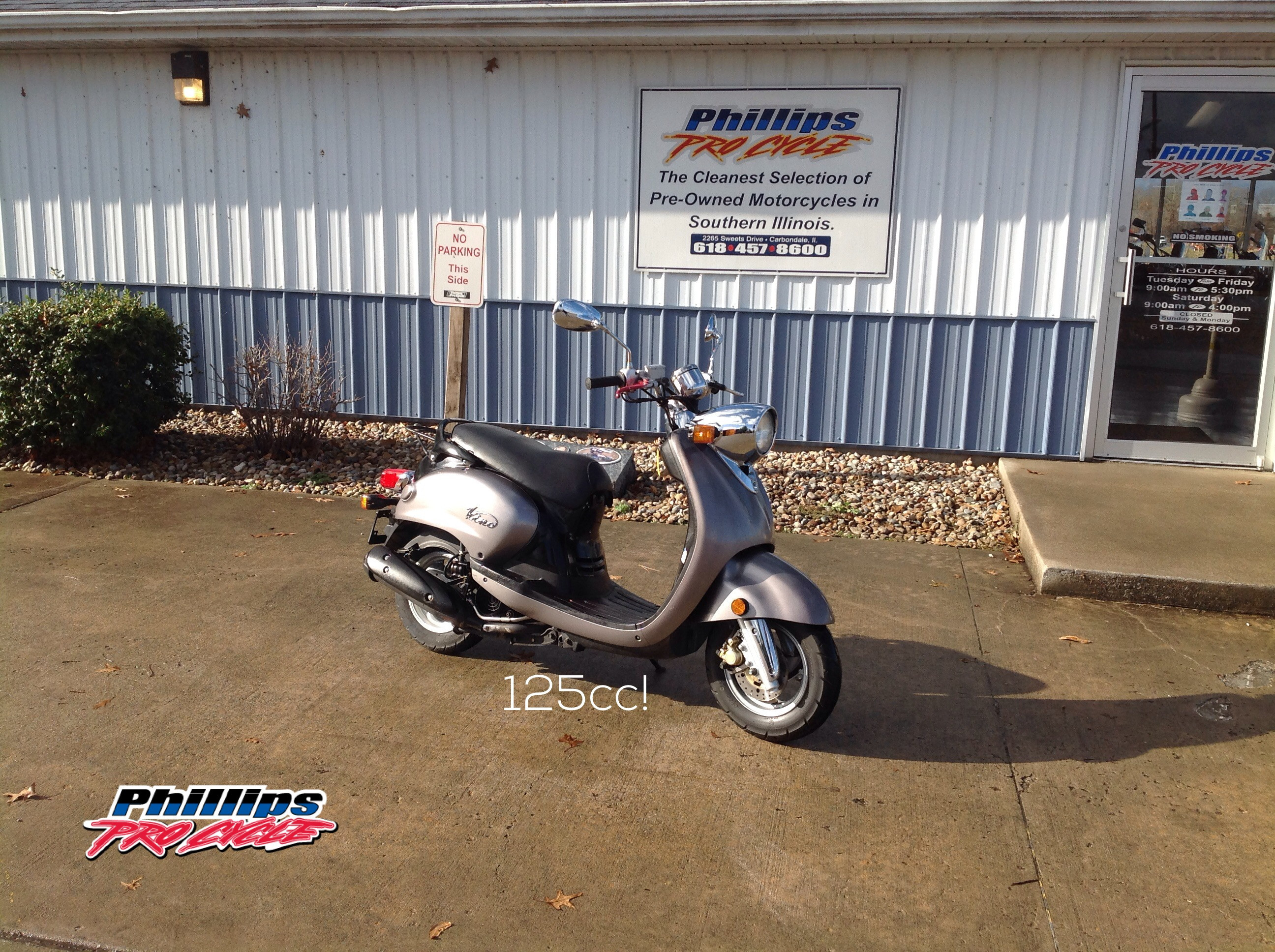 Photo 2009 Yamaha Vino 125 $1695