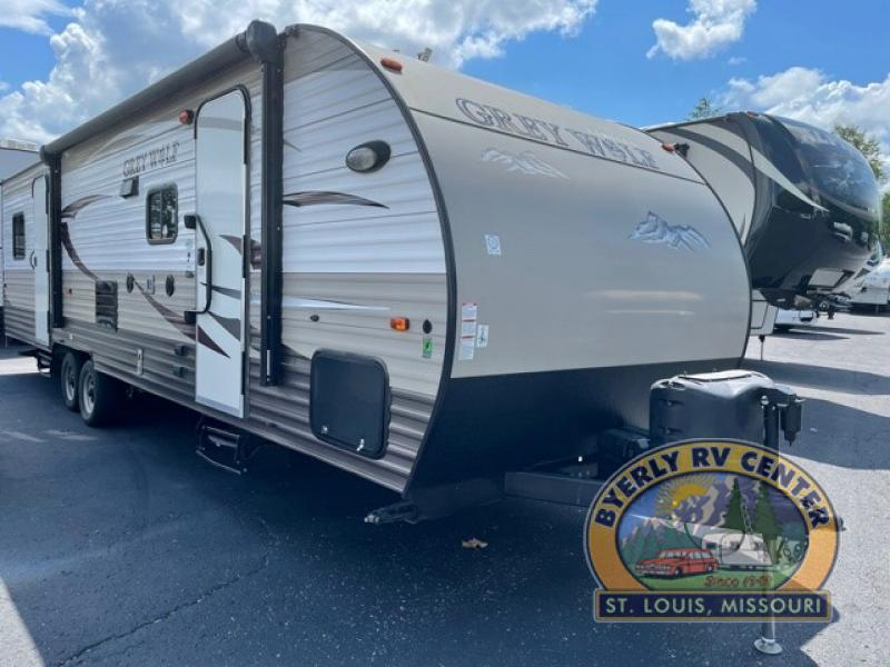 Photo Used 2015 Forest River Rv Travel Trailer Toy Hauler RV  $21995