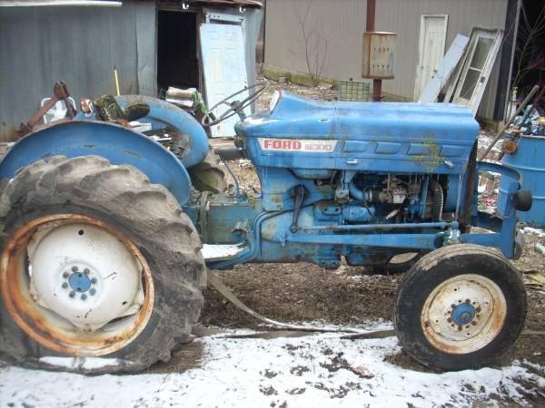 Photo ford 2000 project - $1,200 (johnston city)