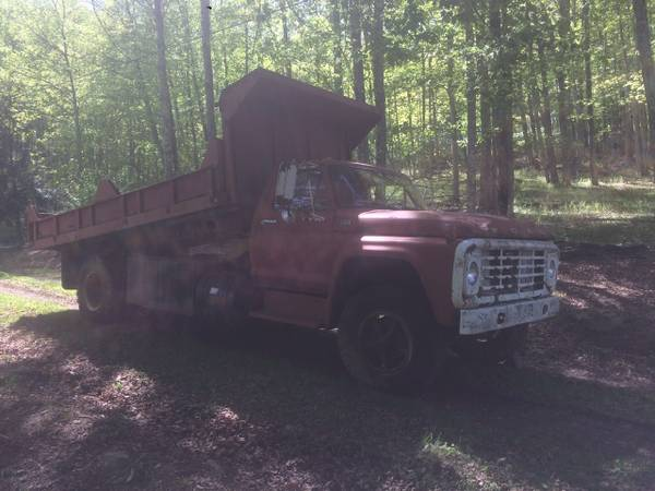 Photo 1978 Ford F-600 - $1,200 (Andes ny)