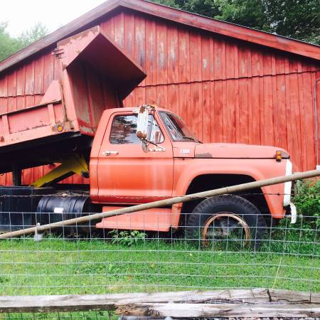 Photo 1978 ford f-600 - $1600 (Andes)
