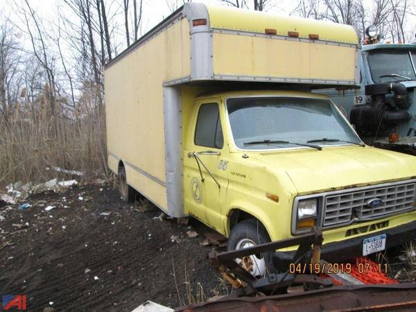 Photo 1988 CUES Sewer or Well camera van - $1900