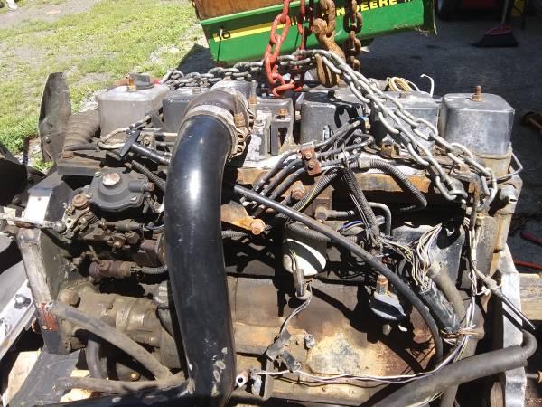 Photo 1993 Dodge 12-valve Cummins Turbo Diesel Engine - $2,000 (CatskillsFreehold)
