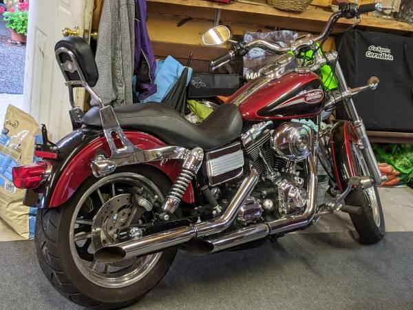 Photo 2006 Harley Davidson Dyna Low Rider - $6,995 (Caroga Lake)