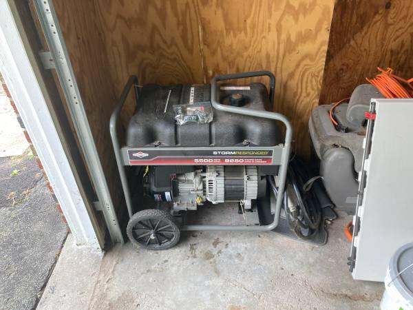 Photo 5KW Gas Generator - $300 (Altamont)