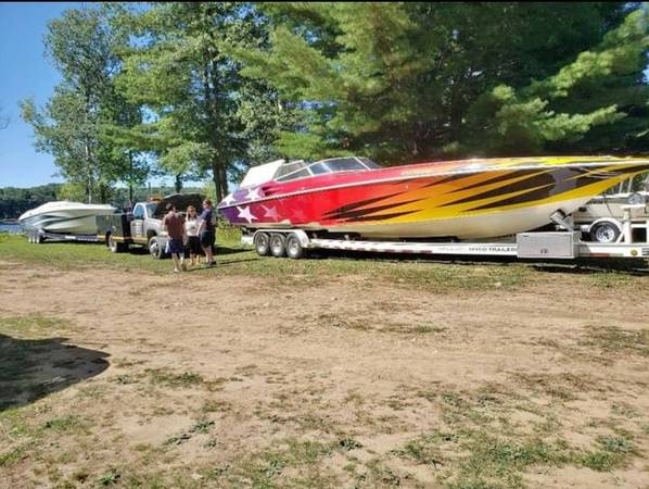 Boat for sale - $37,000 (Albany)