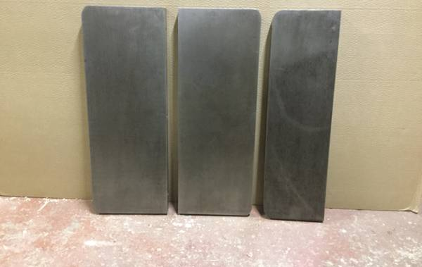 Photo Cast Iron Wings for Table Saw