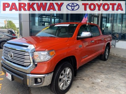 Photo Certified 2017 Toyota Tundra Limited for sale