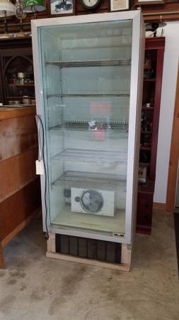 Photo Chion Glass Front Cooler - $650 (Southton)