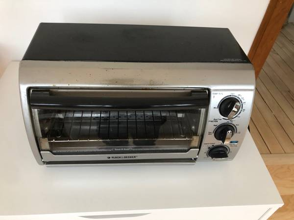 Photo Free Toaster Oven works fine (Saugerties)