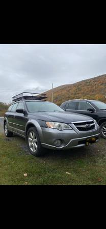 Photo Looking to trade Subaru Outback for Toyota truck - $7,000 (Hunter NY)