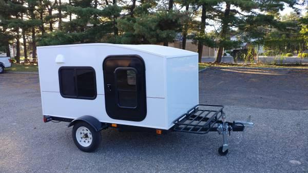 MyMiniTrailer Mini Camper Trailer/ Travel/ Storage/ 700lbs ...