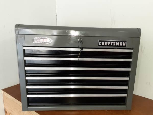 Photo Sears craftsman tool box - $150 (Catslill)