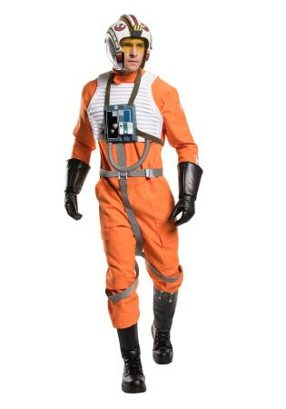 Photo Star Wars X Wing Costume - $40 (Latham)