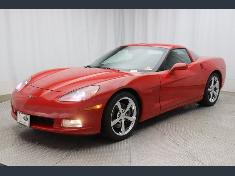 Photo Used 2009 Chevrolet Corvette Coupe for sale