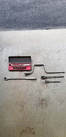 Photo Vintage Craftsman V series tools - $1 (Saylorsburg)