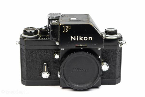 Photo Vintage Nikon F Photomic camera - $300 (Litchfield)