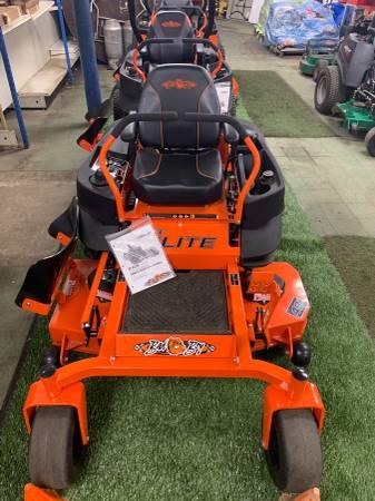 Photo Winter blowout  bad boy zt elite 48quot mower sale w 0 for 54 months - $3995 (Bridgeport ct  we deliver)