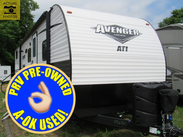 Photo Used 2020 Prime Time Manufacturing Travel Trailer RV  $27995