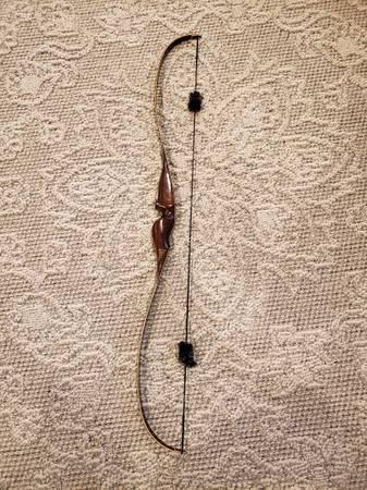 Photo recurve bow - $180 (Westfield)
