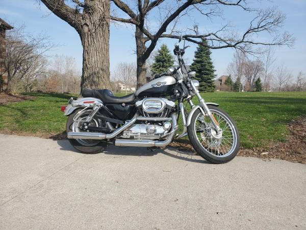 Photo 2003 Harley Davidson 1200 Sportster - $4,500 (Ames)