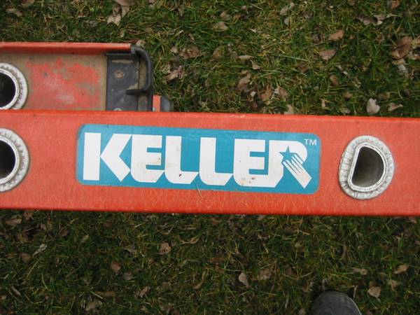 Photo 32 ft. Keller Ladder - $200 (Center Point)
