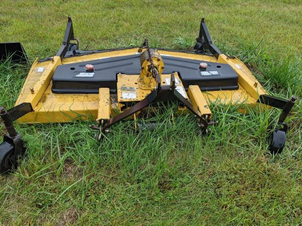 Photo 3 pt six foot finish mower - $1,000 (Walker)