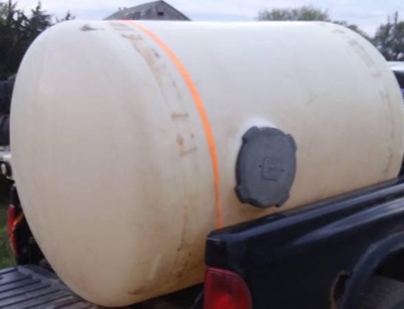 Photo 500 gallon poly tank - $75 (coggon)