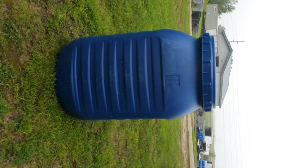 Photo 55 gallon drum - $10 (Alexandria)
