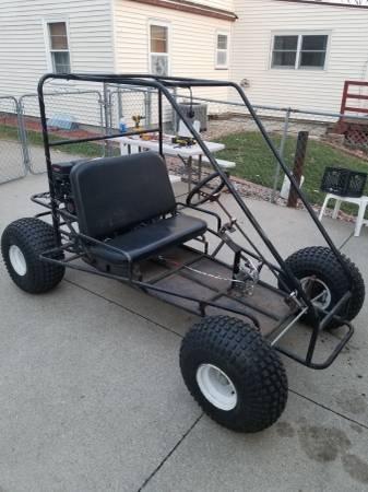 Photo Go Kart 420cc 13hp - $1000