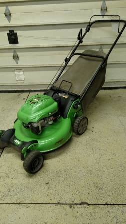 Photo Lawn boy lawn mower (Marion)