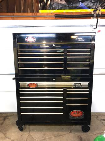 Photo Mac Tools Tool Box - $2500 (Newhall)