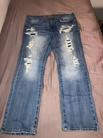 Photo Mens Jeans 34x30 - $15 (Cedar Rapids)