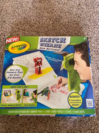 Photo Sketching Kit - $0 (Central City)