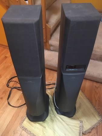 Photo Sony Speakers SA-VA15 Home Theater - $25 (Cedar Rapids)