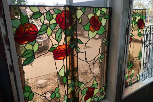 Photo Stained Glass Items (Anamosa)