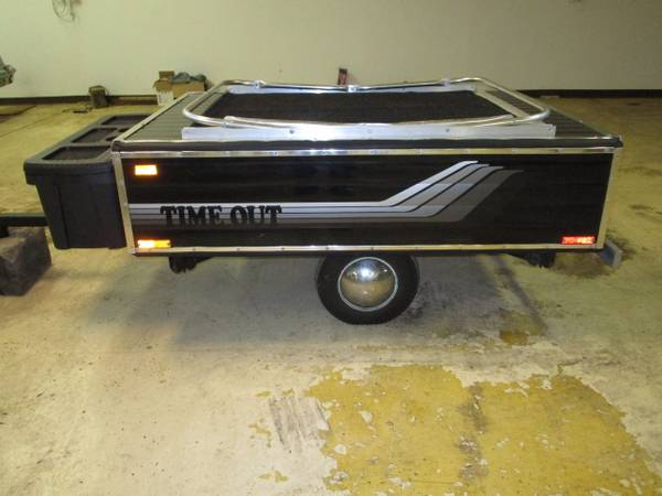 Photo Time Out Motorcycle trailercer ( price drop) - $2,000 (Oelwein)