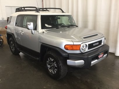 Photo Used 2007 Toyota FJ Cruiser 4WD for sale