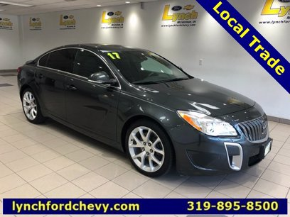 Photo Used 2017 Buick Regal GS AWD for sale