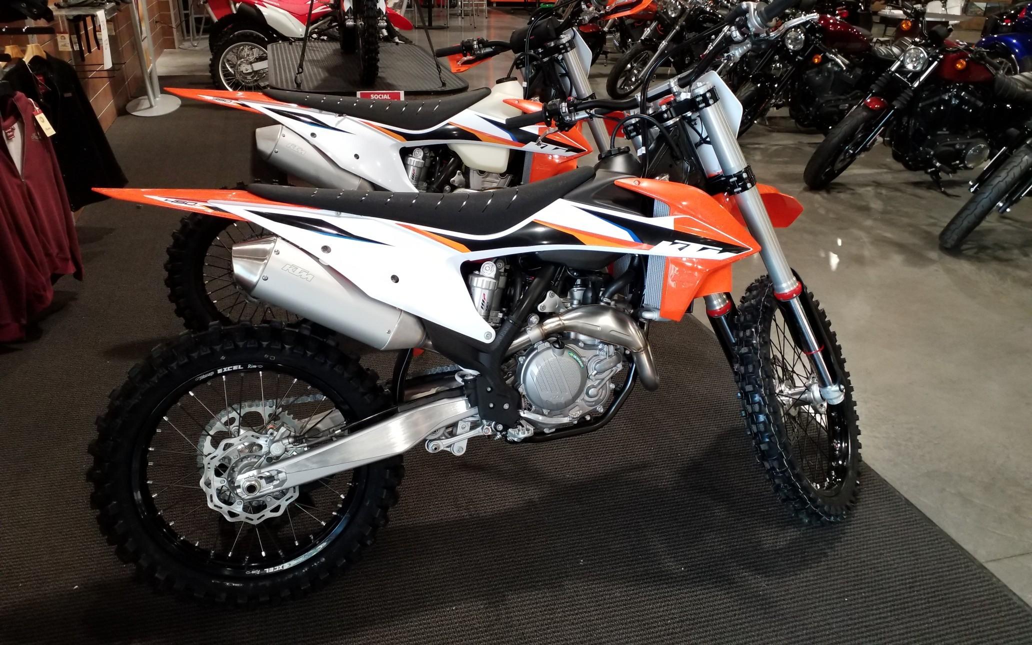 Photo 2021 KTM 450 SX-F $10199